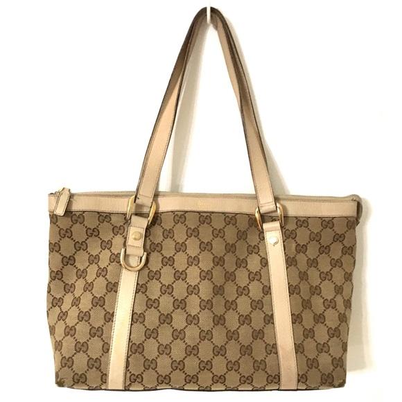 61463e6d234e Gucci Bags   Abbey Medium Tote   Poshmark